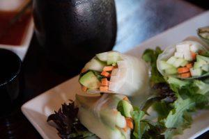 avocado-summer-rolls-plate