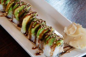 green-worm-roll